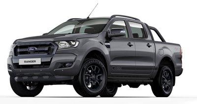 Ford Ranger 2019 màu đen