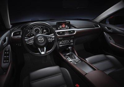 Nội thất Mazda 6 2019