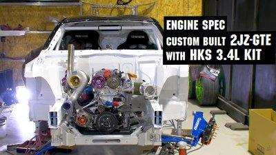BMW xác nhận sắp sử dụng động cơ của Toyota 2JZ trên các dòng xe của mìnhdghfg