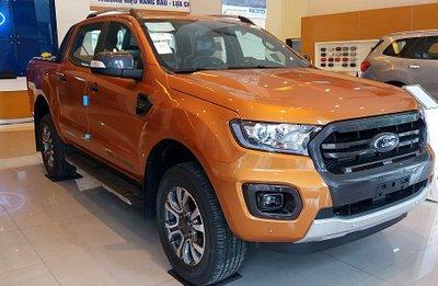 Ford Ranger 2019 tại đại lý