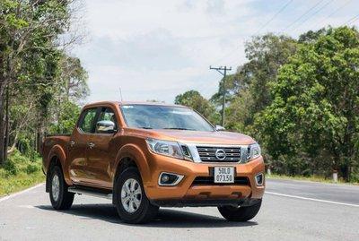 Nissan Navara 2019 giảm giá trong tháng 4/2019