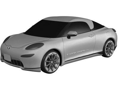 """Lộ diện mẫu coupe thể thao mới của Toyota, cộng đồng chê """"xấu"""" rất gay gắtdfghf"""