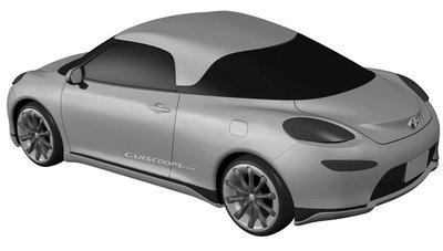 """Lộ diện mẫu coupe thể thao mới của Toyota, cộng đồng chê """"xấu"""" rất gay gắthfg"""