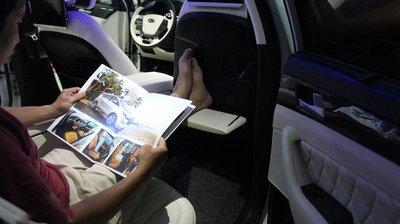 """Hyundai Sonata """"lột xác"""" thành Mercedes-Maybach cực chất, cực """"hịn""""7dfghfg"""
