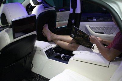 """Hyundai Sonata """"lột xác"""" thành Mercedes-Maybach cực chất, cực """"hịn""""fdghf"""