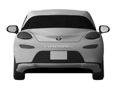"""Lộ diện mẫu coupe thể thao mới của Toyota, cộng đồng chê """"xấu"""" rất gay gắt cghg"""