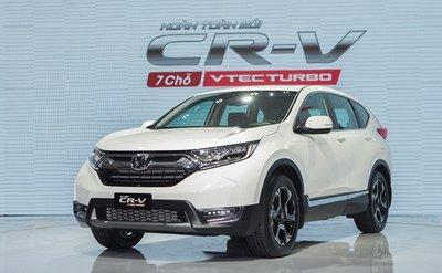 Honda CR-V chiếm 1/2 doanh số của cả hãng trong tháng 3/2019 - Ảnh 1.