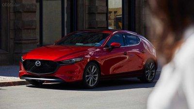 Mazda 3 2019 đầu xe 3
