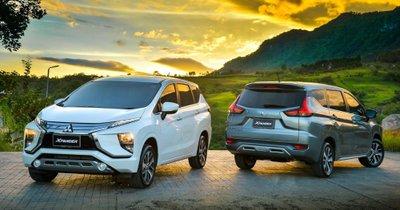 Mitsubishi Xpander được giới thiệu lần đầu tiên tại Việt Nam vào tháng 8/2018...
