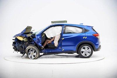 """Honda HR-V """"nát đầu"""" sẽ xuất hiện tại triển lãm New York 2019sdfg"""