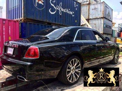 Rolls-Royce Ghost 2019 đầu tiên về Việt Nam, thay đổi nhẹ về thiết kếghg