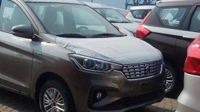 Suzuki Ertiga 2019 xuất hiện trên đường phố Việt Nam a2