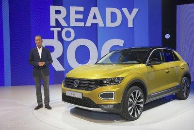 Volkswagen T-Roc 2019.