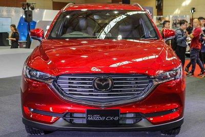 Xem trước Mazda CX-8 sắp về Việt Nam vừa ra mắt tại Malaysia a1