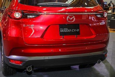 Xem trước Mazda CX-8 sắp về Việt Nam vừa ra mắt tại Malaysia a5