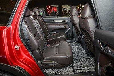 Xem trước Mazda CX-8 sắp về Việt Nam vừa ra mắt tại Malaysia a3