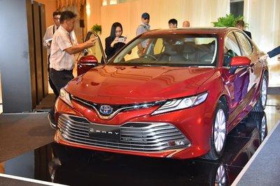Rò rỉ thông số kỹ thuật chi tiết Toyota Camry 2019 trước ngày ra mắt a1