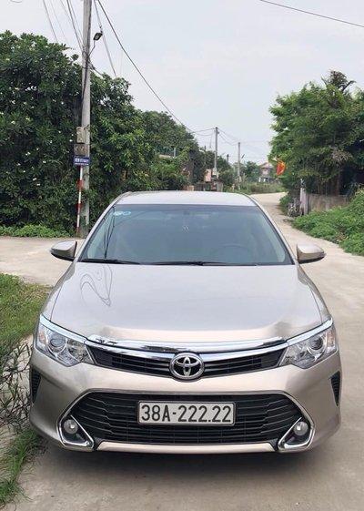 Thêm Toyota Camry biển ngũ quý 2 tại Hà Tĩnh a2