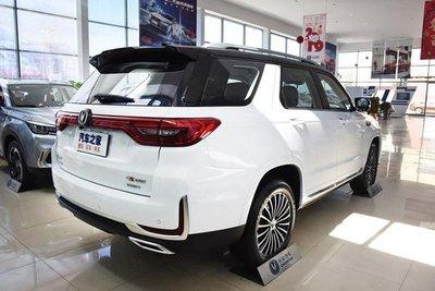 """Changan CS95 – SUV Trung Quốc giá chỉ 575 triệu đồng rất """"sang chảnh""""dfgh"""