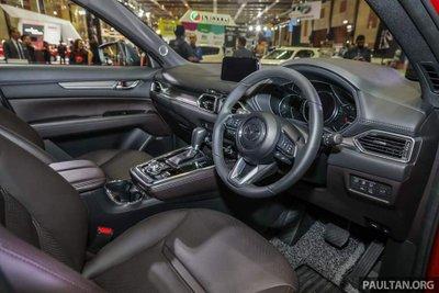 """Một số hình ảnh của Mazda CX-8 xuất hiện tại thị trường """"láng giềng"""" Malaysia - Ảnh 3."""