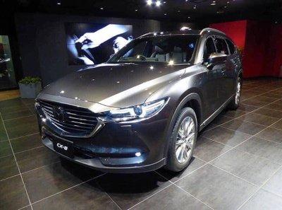 """Một số hình ảnh của Mazda CX-8 xuất hiện tại thị trường """"láng giềng"""" Malaysia."""