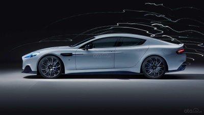 Aston Martin Rapide E 3