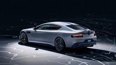 Aston Martin Rapide E 4