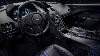 Aston Martin Rapide E 9