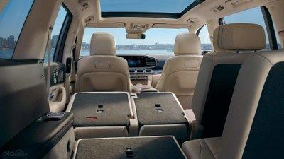 Mercedes-Benz GLS-Class 2020 - nội thất 1