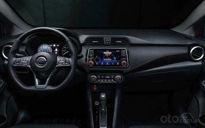 Nissan Sunny 2020 (Versa) thế hệ mới - nội thất