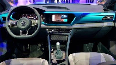 [New York 2019] Volkswagen Tarok Concept công nghệ tân tiến