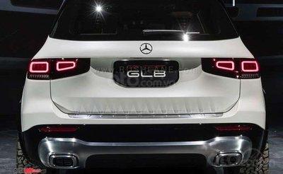 [Thượng Hải 2019] Mercedes Concept GLB đảm bảo gây ấn tượng