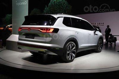 [Thượng Hải 2019] Volkswagen SMV Concept đáp ứng nhu cầu không gian