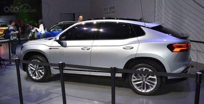 Volkswagen SUV Coupe Concept hội tụ nhiều điểm nhấn