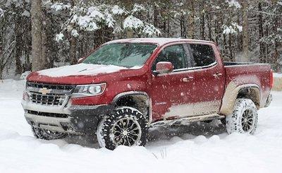 Chevrolet Colorado LT 2019 - bản chạy dầu