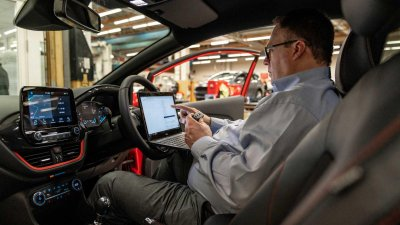 Ford công bố công nghệ chống trộm cho chìa khóa 3