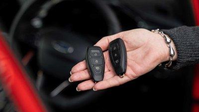 Ford công bố công nghệ chống trộm cho chìa khóa.