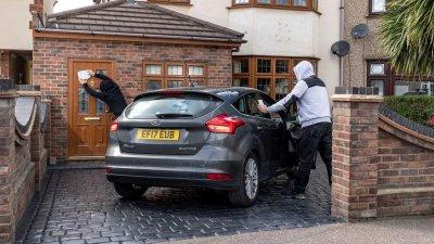 Ford công bố công nghệ chống trộm cho chìa khóa 4
