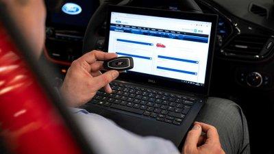 Ford công bố công nghệ chống trộm cho chìa khóa 6