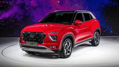 Hyundai Creta hoàn toàn mới bất ngờ ra mắt tại triển lãm Thượng Hải 2019