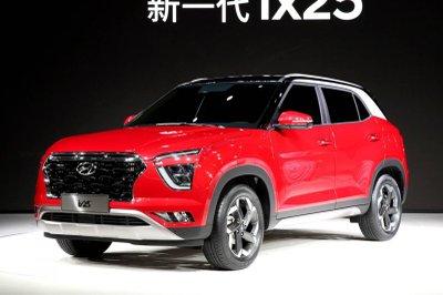 Hyundai Creta hoàn toàn mới bất ngờ ra mắt tại triển lãm Thượng Hải 2019dch