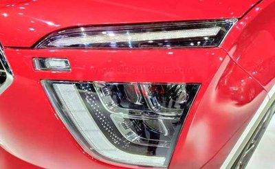 Hyundai Creta hoàn toàn mới bất ngờ ra mắt tại triển lãm Thượng Hải 2019dfh