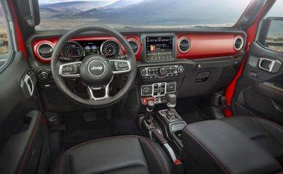 Jeep Gladiator 2020 chuẩn bị được bán ra vào hè năm nay, cạnh tranh với Ford Rangerdfhgfg