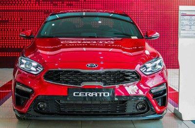 5 mẫu sedan hạng C giá rẻ bán chạy nhất thị trường ô tô Việtsdg