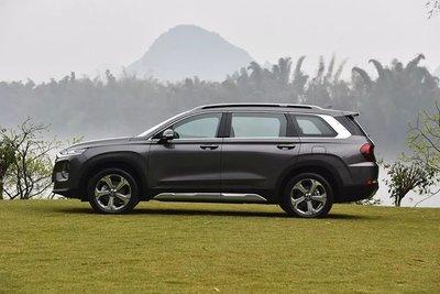 Hyundai Santa Fe 2019 mở bán tại Trung Quốc với giá khởi điểm từ 702 triệu đồng - Ảnh 2.