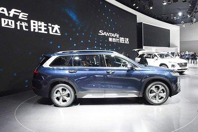 Hyundai Santa Fe 2019 mở bán tại Trung Quốc với giá khởi điểm từ 702 triệu đồng - Ảnh 5.