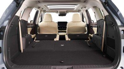 Toyota Highlander 2020 khoang nội thất 1