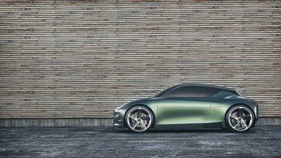 Genesis Mint Concept - thân xe 2