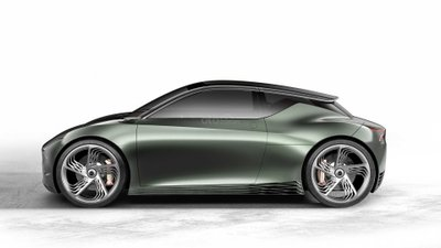 Genesis Mint Concept - thân xe