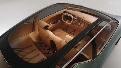 Genesis Mint Concept - trần xe